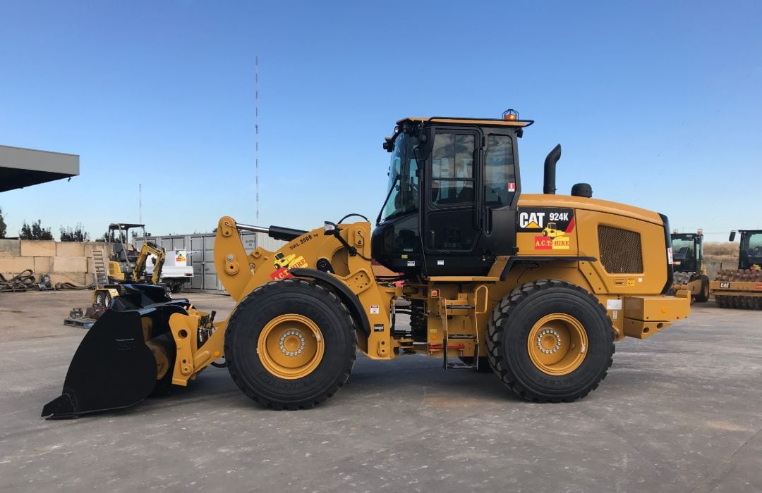 CAT 924K Front End Loader