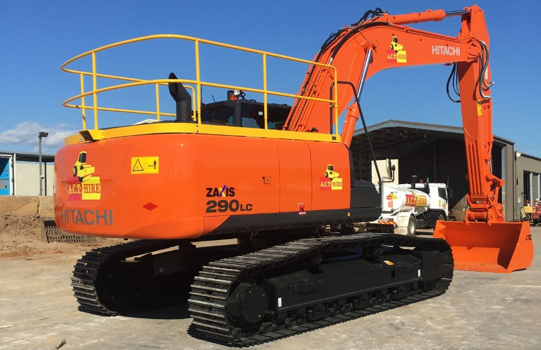 Hitachi ZX 290LC-5 30 Tonne Excavator